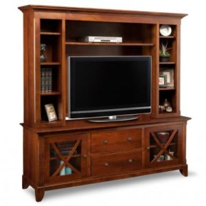 "Florence 73"" TV Stand with Hutch"