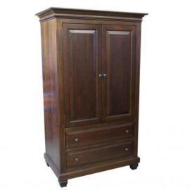 Florentino 2-Drawer 2-Door Armoire