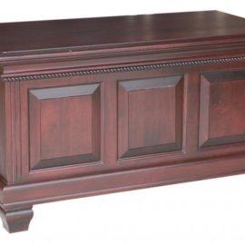 Florentino Blanket Box with Cedar Bottom
