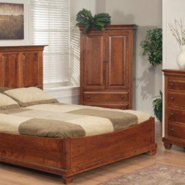 Florentino Panel Boat Bedroom Set