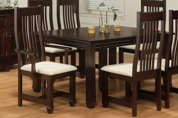 Florentino Dining Chair (Side & Arm)