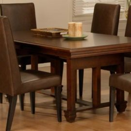 Florentino Trestle Dining Table