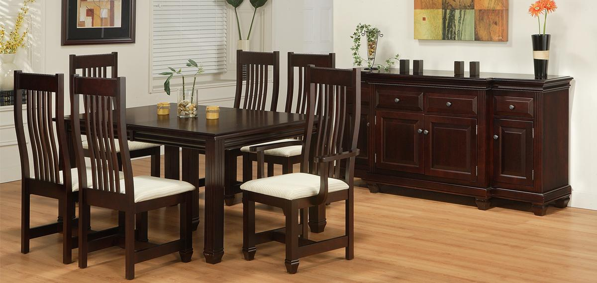 Florentino Harvest Table Dining Set
