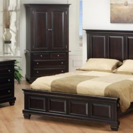 Florentino Panel Bedroom Set (Queen)