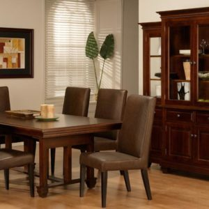 Florentino Trestle Table Dining Set