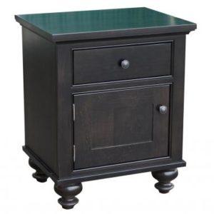 Georgetown 1-Door 1-Drawer Nightstand