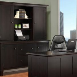 Georgetown Credenza with Hutch