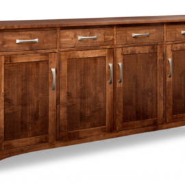 Glengarry 4-Drawer 4-Door Sideboard