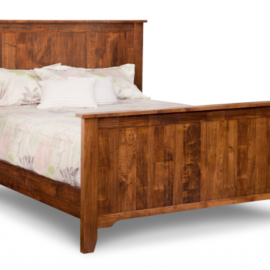Glengarry Bed with High Footboard (Queen)