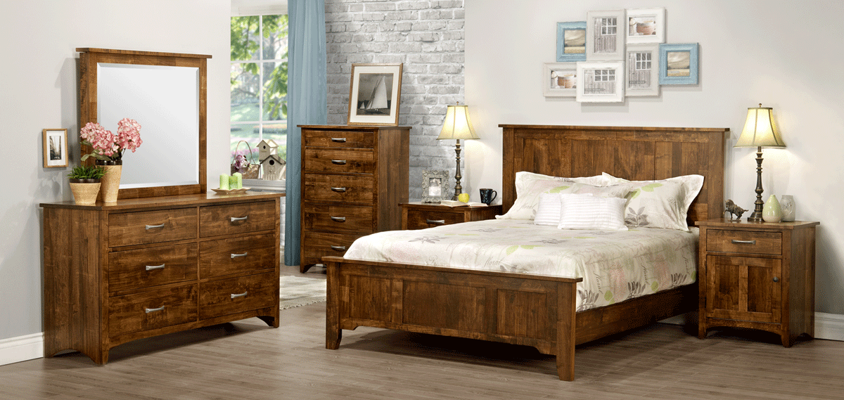 Glengarry Bedroom Set (Queen)