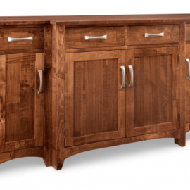 Glengarry Canted Front Sideboard