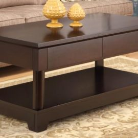 Hudson Valley Coffee Table