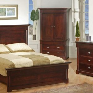 Hudson Valley Bedroom Set (Queen)
