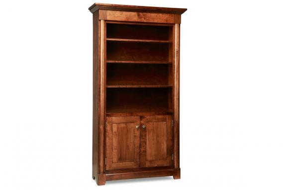 Hudson Valley 2 Door Bookcase Contemporary Office Furniture