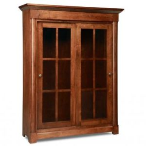 Hudson Valley Library Cabinet