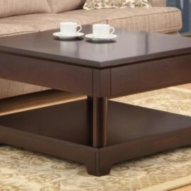 Hudson Valley Square Coffee Table
