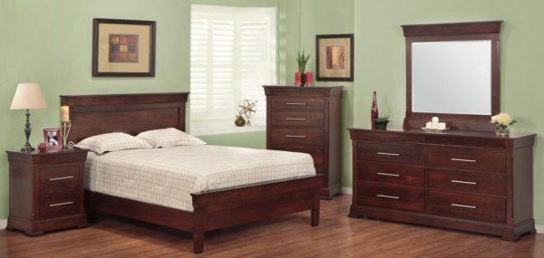 Kensington Bedroom Set (Queen)