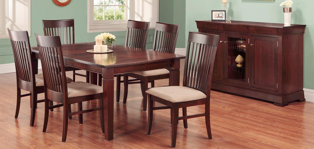 Kensington Dining Set Dining Room Furniture Fine Oak