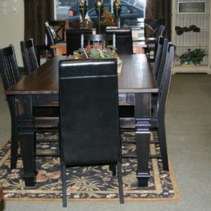 King Farmhouse Harvest Table (Legs)