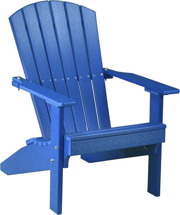 Lakeside adirondack chair fine oak things - Luxcraft fine outdoor furniture ...