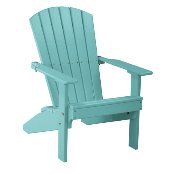 Lakeside Adirondack Chair - Aruba Blue