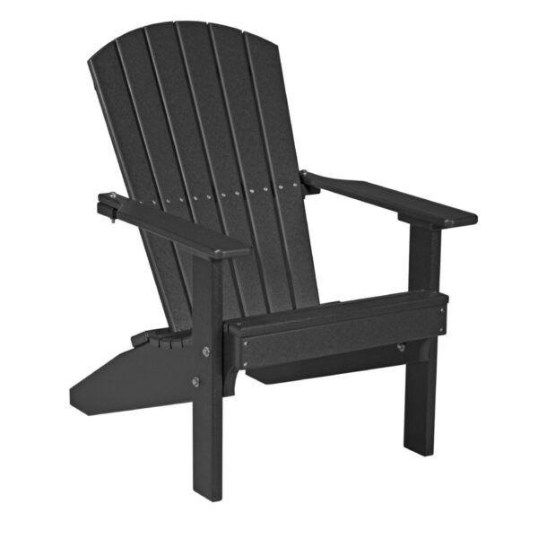 Lakeside Adirondack Chair - Black