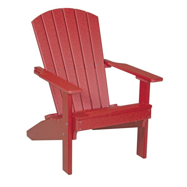 Lakeside Adirondack Chair - Red