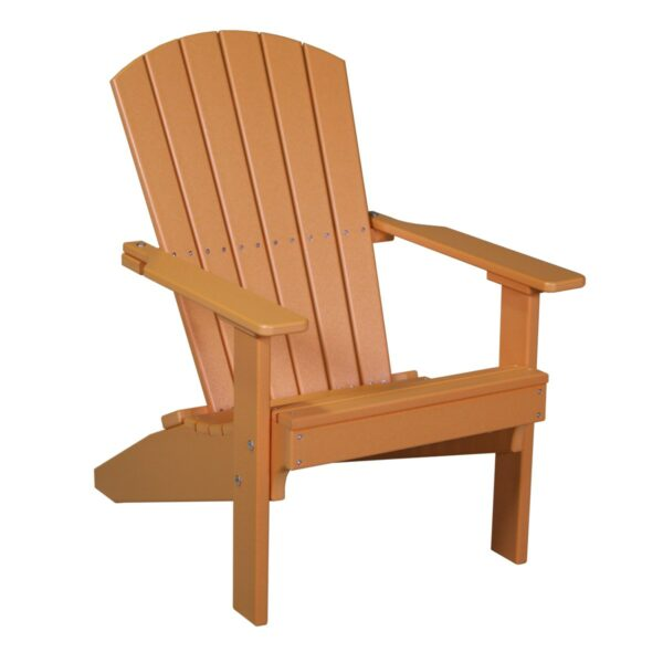 Lakeside Adirondack Chair - Tangerine