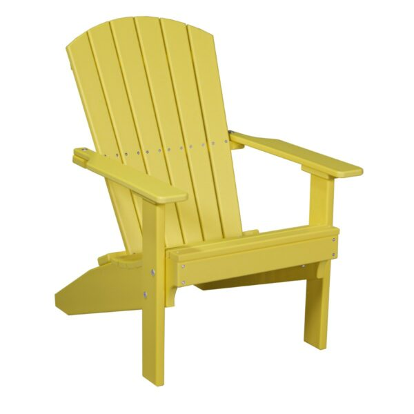 Lakeside Adirondack Chair - Yellow