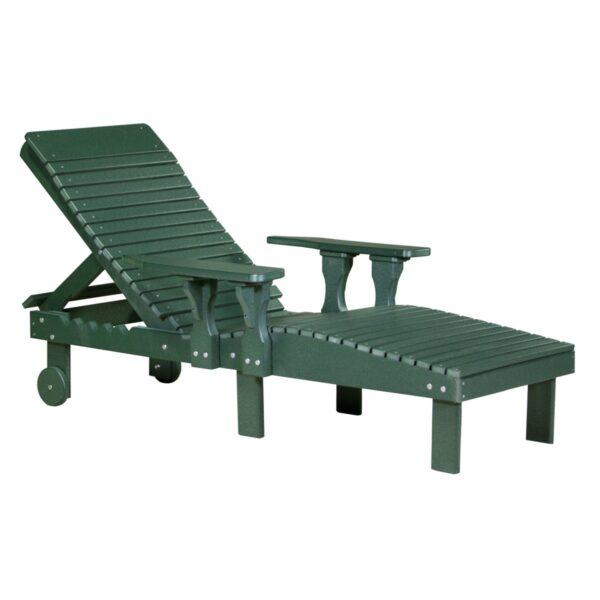 Lounge Chair - Green