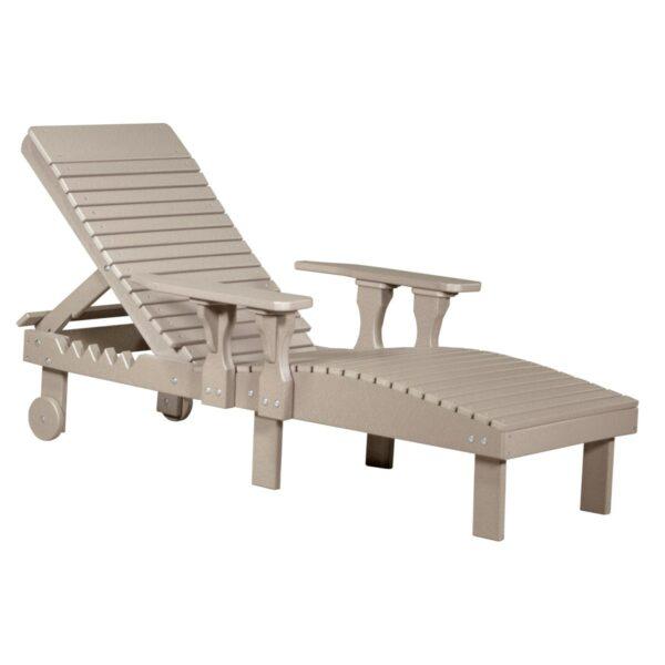 Lounge Chair - Weatherwood