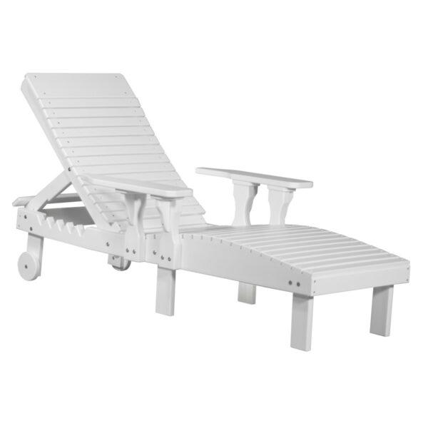 Lounge Chair - White