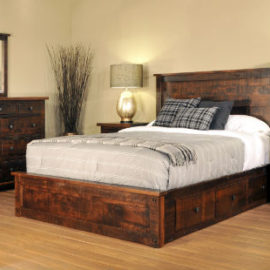Muskoka Bedroom Set (Queen)