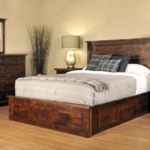Muskoka Bedroom Set (Queen)
