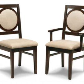 Orlando Dining Chair (Side & Arm)