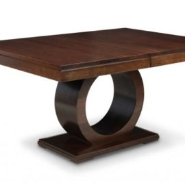 Orlando Dining Table (Pedestal)