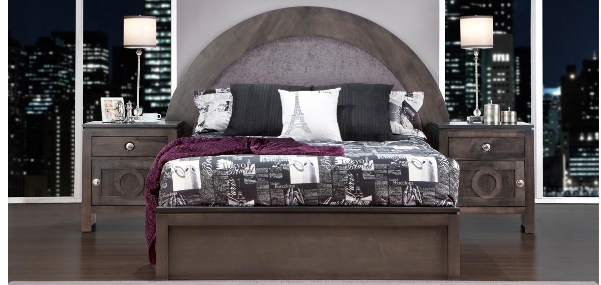 Orlando Half Moon Bedroom Set Bedroom Furniture Fine