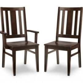 Parker Dining Chair (Side & Arm)