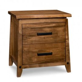 Pemberton 2-Drawer Nightstand