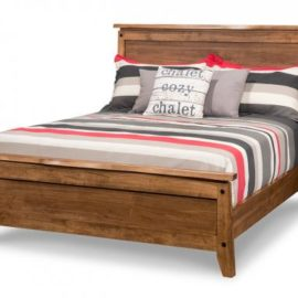 Pemberton Bed with Low Footboard (Queen)