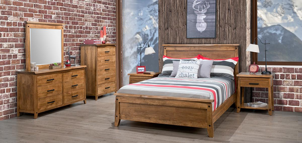 Pemberton Bedroom Set (Queen)