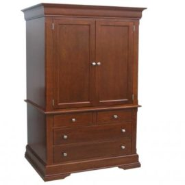 Phillipe 2-Piece Armoire