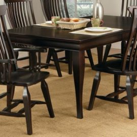Phillipe Dining Chair (Side & Arm)