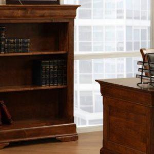 """Phillipe 55"""" Open Bookcase"""