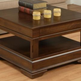 Phillipe Square Coffee Table