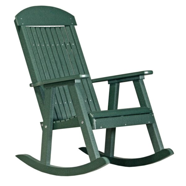 Porch Rocker - Green