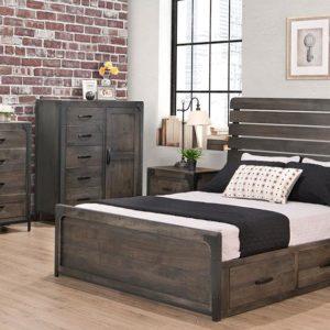 Portland Bedroom Set (Queen)
