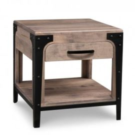Portland End Table