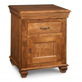 Provence 1-Door 1-Drawer Nightstand