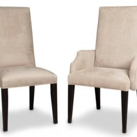 Provence Parson Dining Chair (Side & Arm)